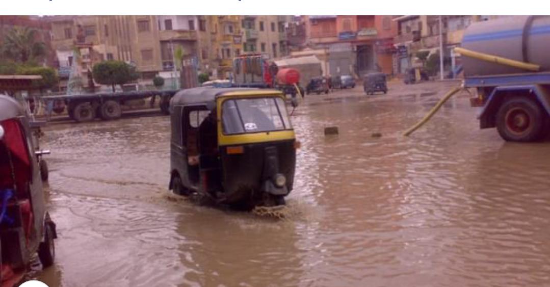 الارصاد الجوية - غلق الطرق ورفع الطوارئ والسيول تضرب هذه المحافظات بعد ساعات