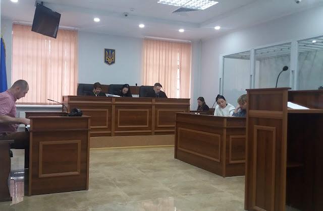 Справа судді Пригунової: суд долучив документи і наручники та зробив перерву до кінця літа