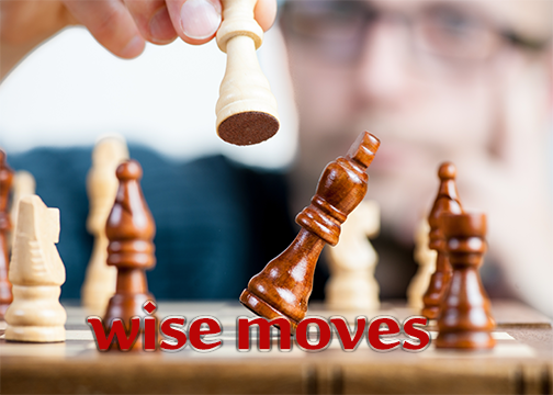 WISE MOVES