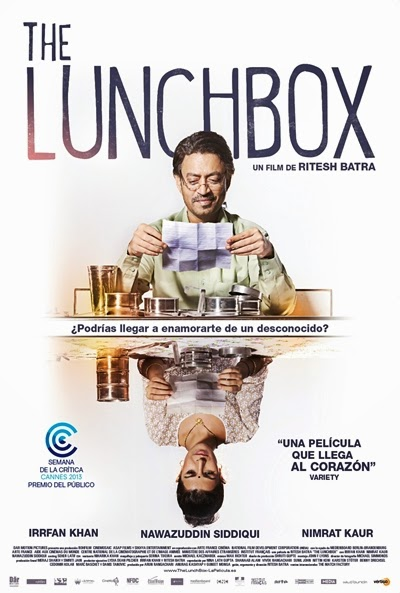 Póster: The Lunchbox (2013)