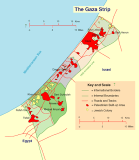 Three rockets were fired from Gaza to Israel