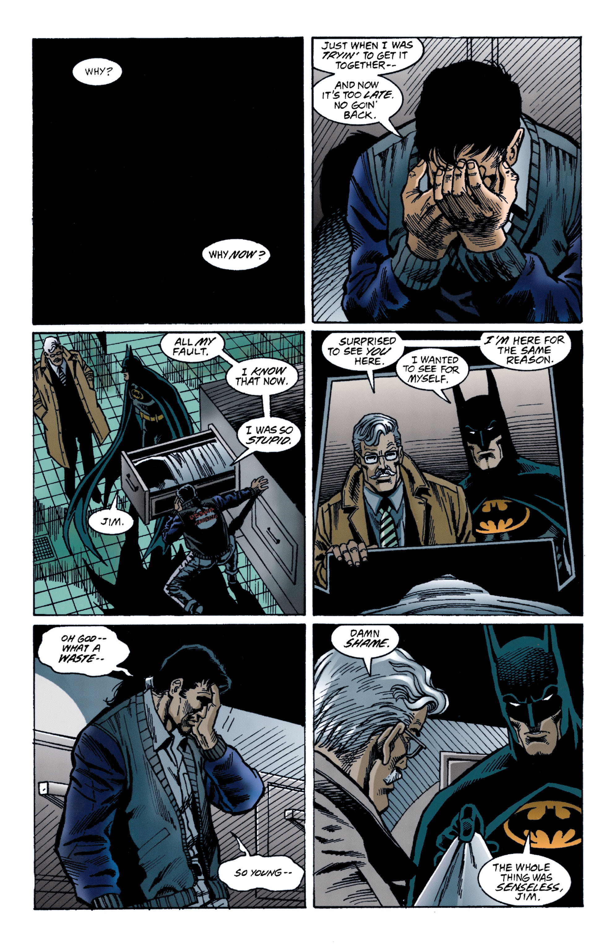 Detective Comics (1937) 716 Page 21