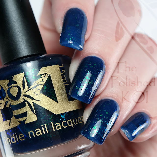 Bee's Knees Lacquer - Ruler of the Deep