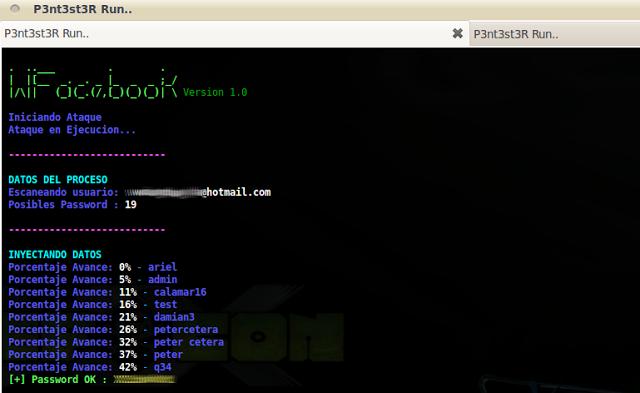 Facebook Password Cracker - Exploit Vulnerability - GHDB