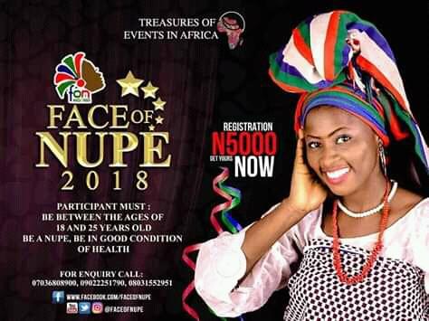 Beautiful Nupe Girls, Nupe cultural festival