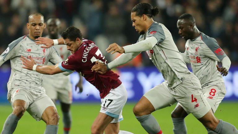 Prediksi West Ham United VS Liverpool 30 Januari 2020