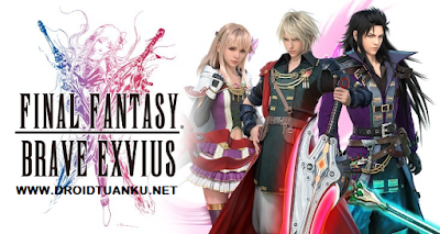 Download Final Fantasy Brave Exvius Mod apk Terbaru
