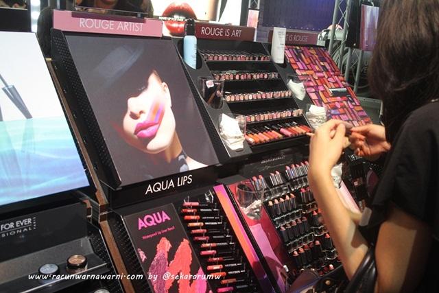 Barisan Lipstik MUFE