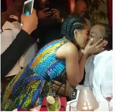 Laura Ikeji engaged to Kanu Nwankwo's brother