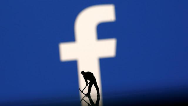 Reportan caídas de Facebook en varios países