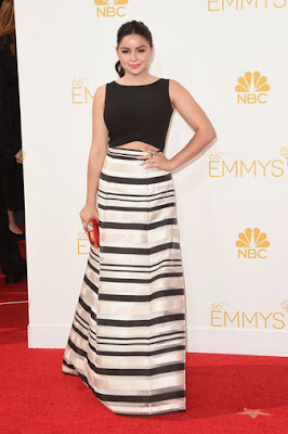 Ariel Winter 66th Emmy Awards