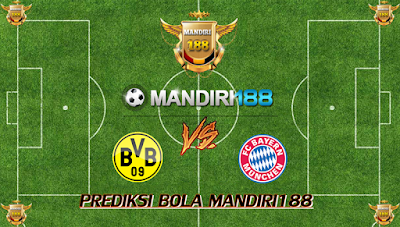 AGEN BOLA - Prediksi Borussia Dortmund vs Bayern Munchen 6 Agustus 2017