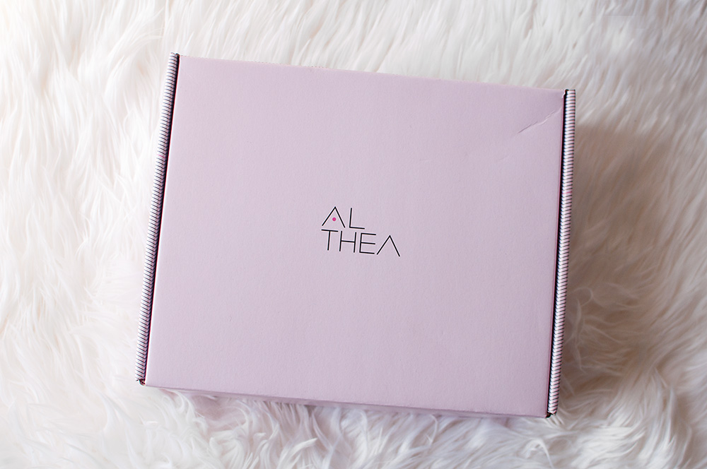 althea korea haul, althea us haul