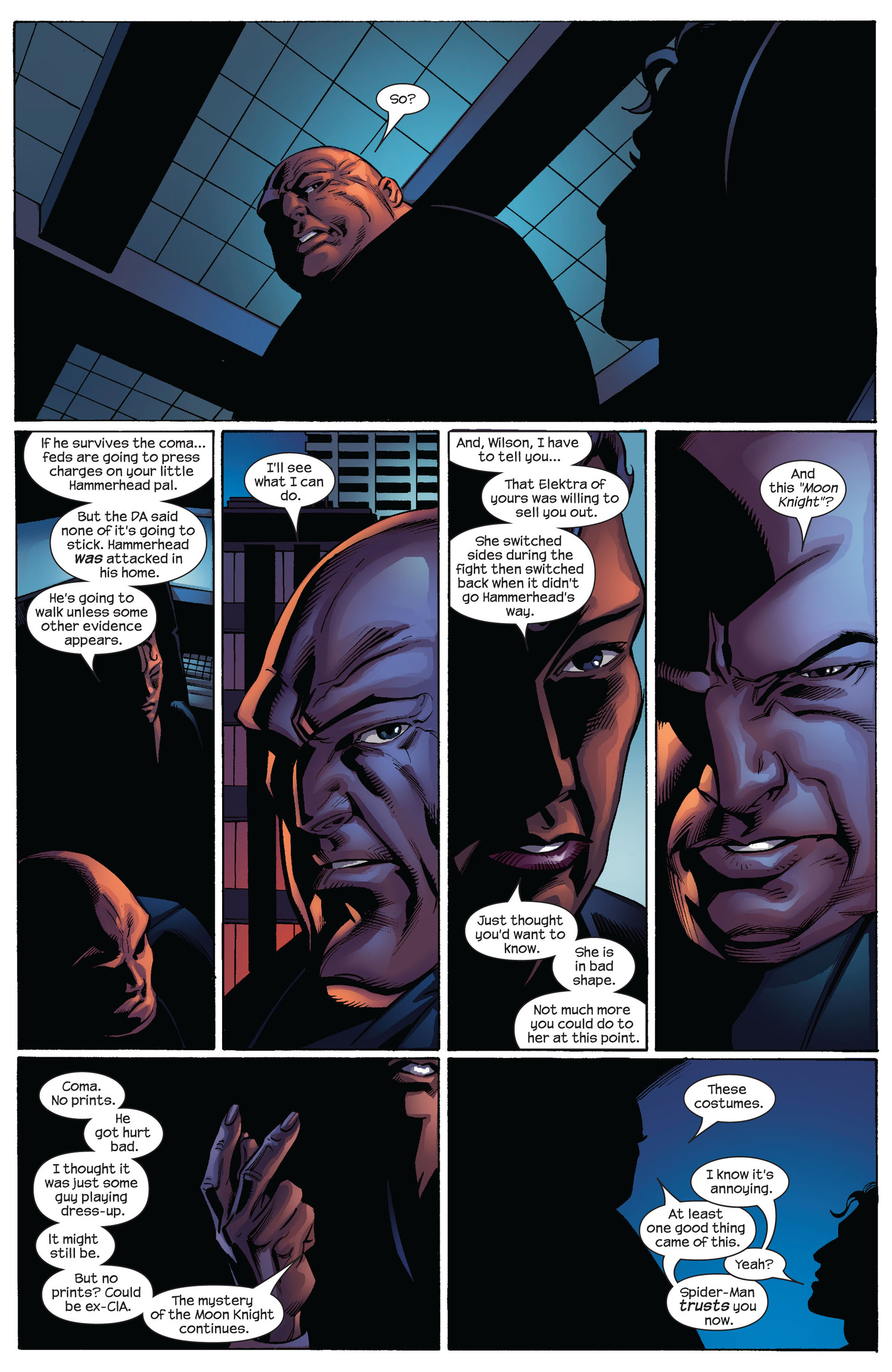 Read online Ultimate Spider-Man (2000) comic -  Issue #85 - 20