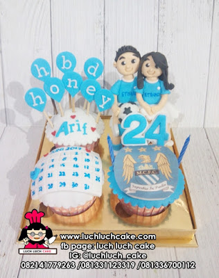 Cupcake Manchester City