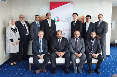 Source: IHAF. The second Board of Directors meeting was held in Vancouver, Canada.