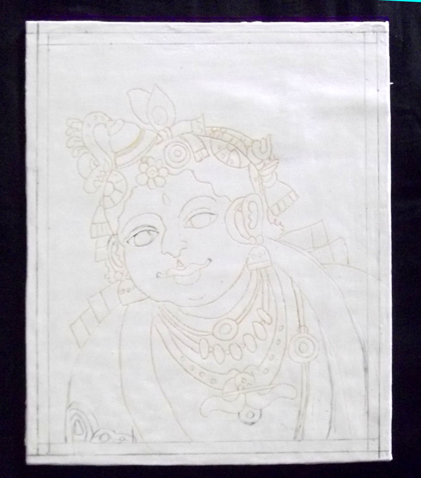My Artviews Tanjore Paintings Indian Traditional Art