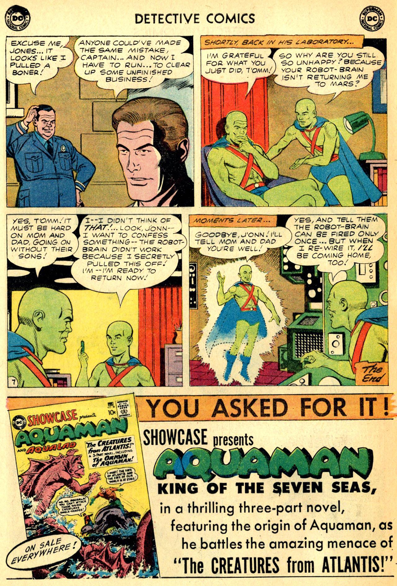 Detective Comics (1937) 287 Page 31