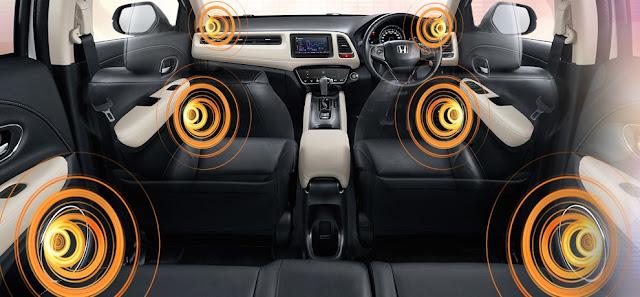 jbl audio, honda hrv jbl, harga mobil honda, honda kudus jaya, harga honda kudus