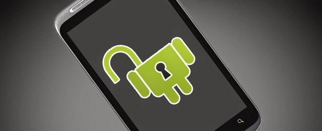 android unlocking icon