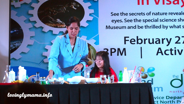 Mind Museum Science Comes Alive in Visayas