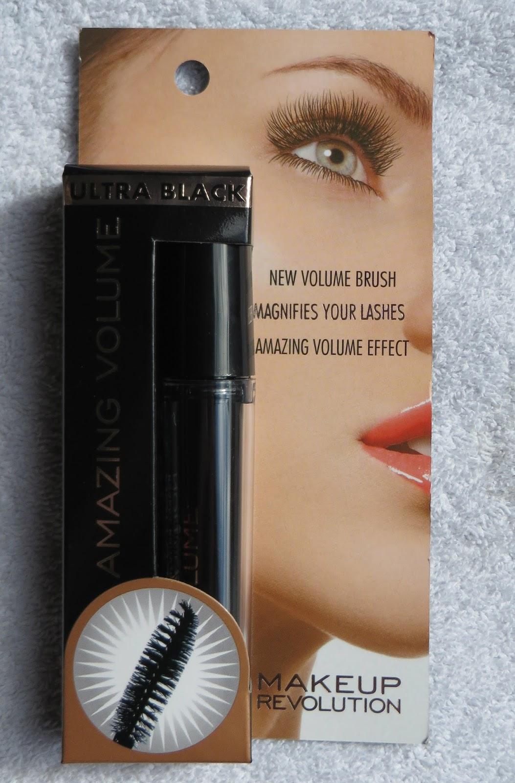 ca52b5f95b3 Nina's Bargain Beauty*: Makeup Revolution Amazing Volume Mascara Review