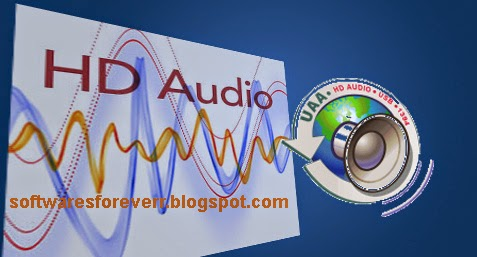 Softwares foreverr: microsoft uaa bus driver for hd audio download.