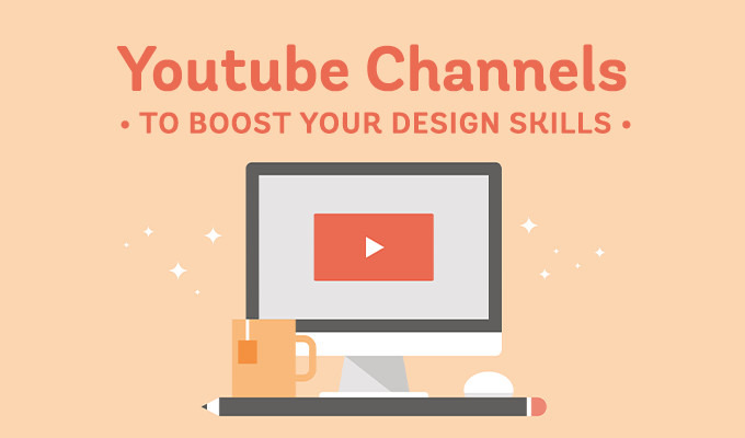 10 Amazing YouTube Channels to Boost Your Graphic Design Skills