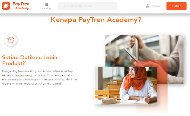 aplikasi paytren academy