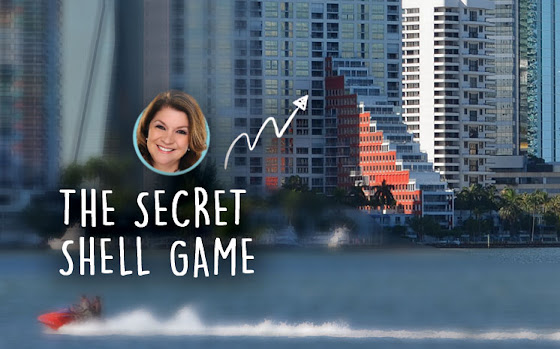 Hundreds of secret offshore companies trace back to a condo at the Palace in Brickell, which was once featured in Miami Vice. Olga Santini, who works for Panama-based law firm Mossack Fonseca, keeps her office in the two-bedroom unit. Daniel Christensen / Creative Commons.
