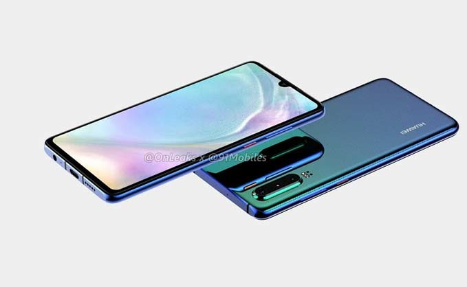 All-about-huawei-p30