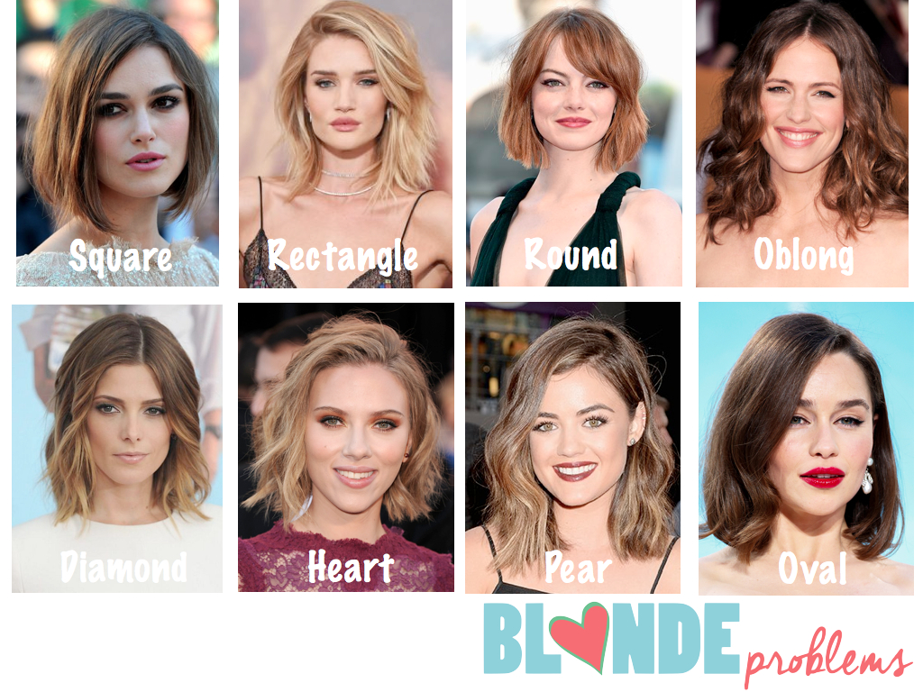 If You Re Confused By These Celebrities Face Shapes Go Look At Them With Their Hair Pulled Back It S Amazing How A Cut Can Change The Way Ears