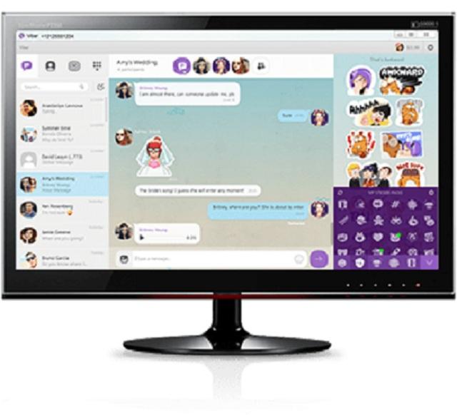 برنامج فيبر للكمبيوتر | Viber for Windows 10.1.0.44