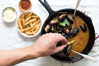 moules-frites,www.healthnote25.com