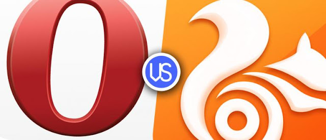 Opera Mini VS UC Browser