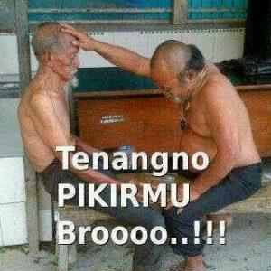 DP BBM Lucu bahasa Jawa 5