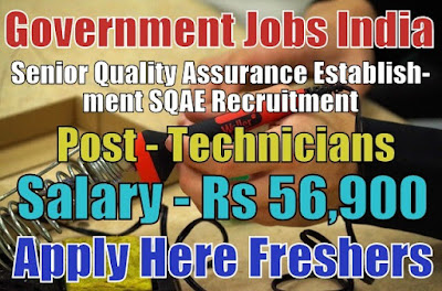 SQAE Recruitment 2018