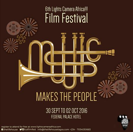 The Biggest Film Festival Holds This Weekend in Lagos