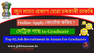 Govt Job in Assam