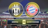 Hasil Video Juventus vs Bayern Munchen