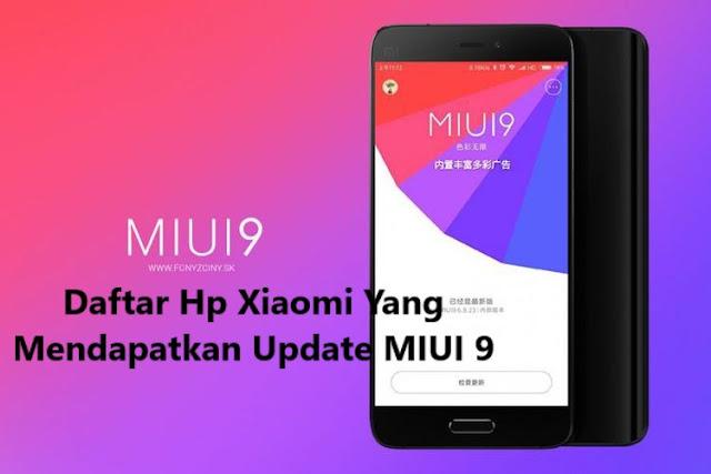 Fitur Terbaru dan Cara Menggunakan MIUI 9 di Ponsel Xiaomi