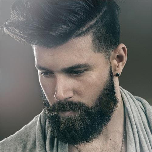 Swell 6 Hottest Beard Styles Trending In 2015 Short Hairstyles Gunalazisus