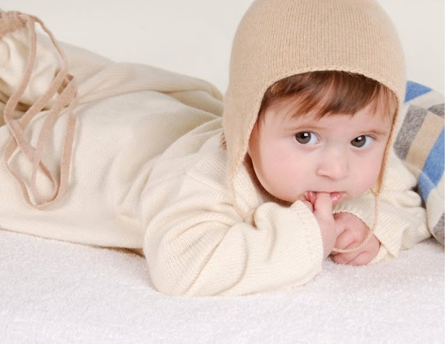 Bí quyết giữ ấm cho trẻ ngày lạnh