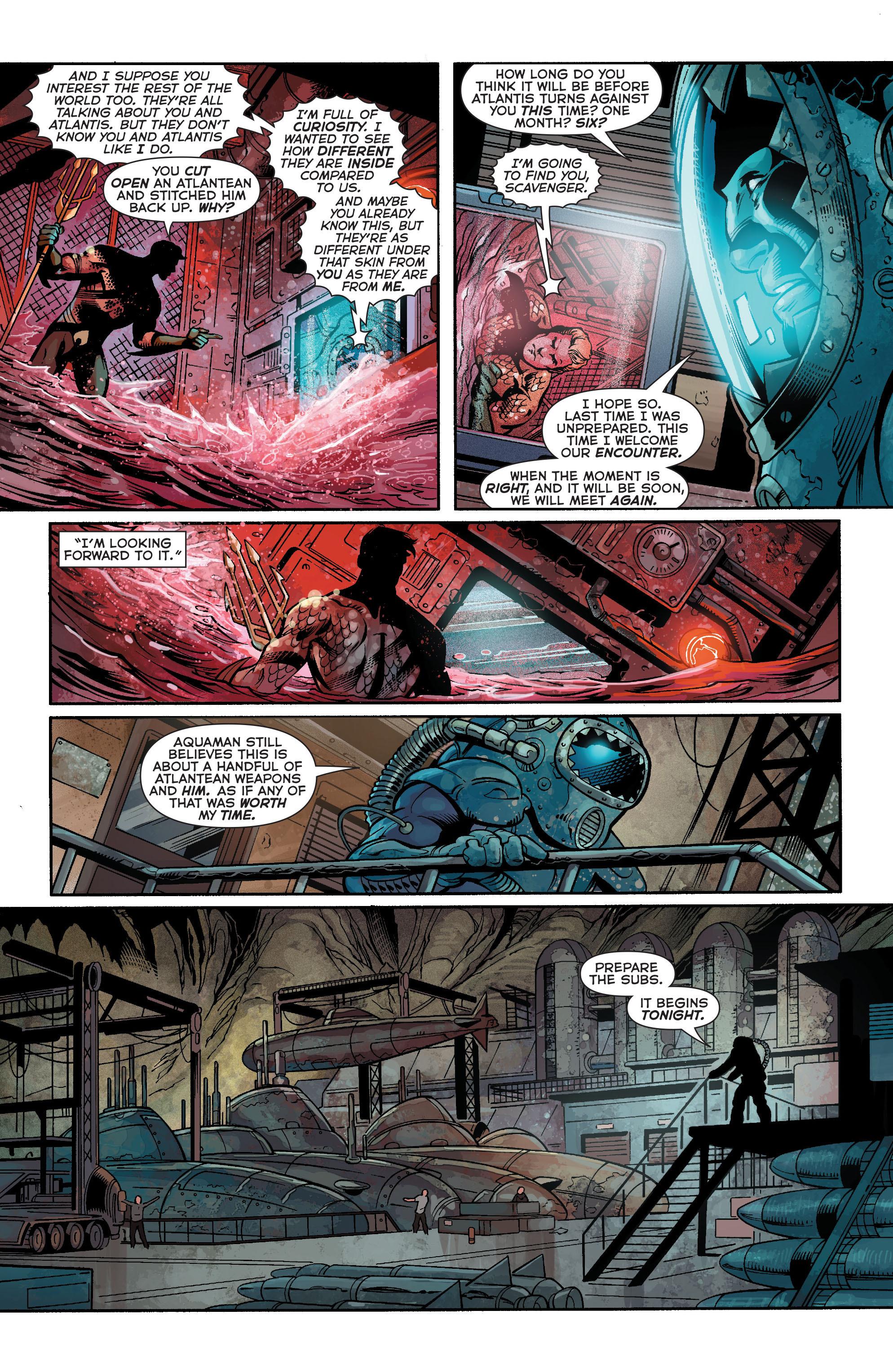 Read online Aquaman (2011) comic -  Issue #21 - 10