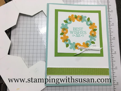 Stampin' Up! Stamparatus, Happy Birthday Gorgeous, www.stampingwithsusan.com