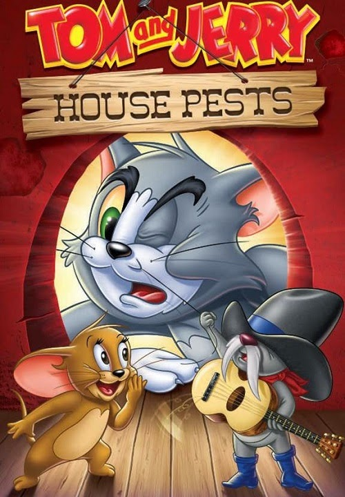 Tom and Jerry House Pests / Απρόσκλητοι Επισκέπτες (2013) ΜΕΤΑΓΛΩΤΙΣΜΕΝΟ DVDRip ταινιες online seires oipeirates greek subs