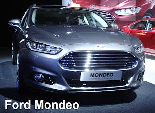 Форд Мондео 2013