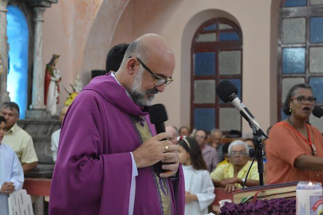 PAROQUIAL: Celebração dos 28 anos de Ordenação Sacerdotal de Padre Pedro.