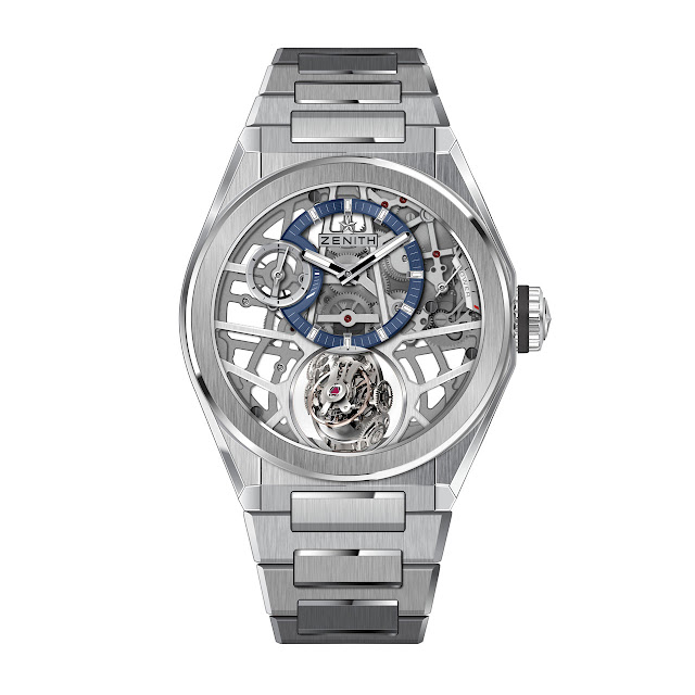 Zenith Defy Zero G Mechanical hand-wound Watch