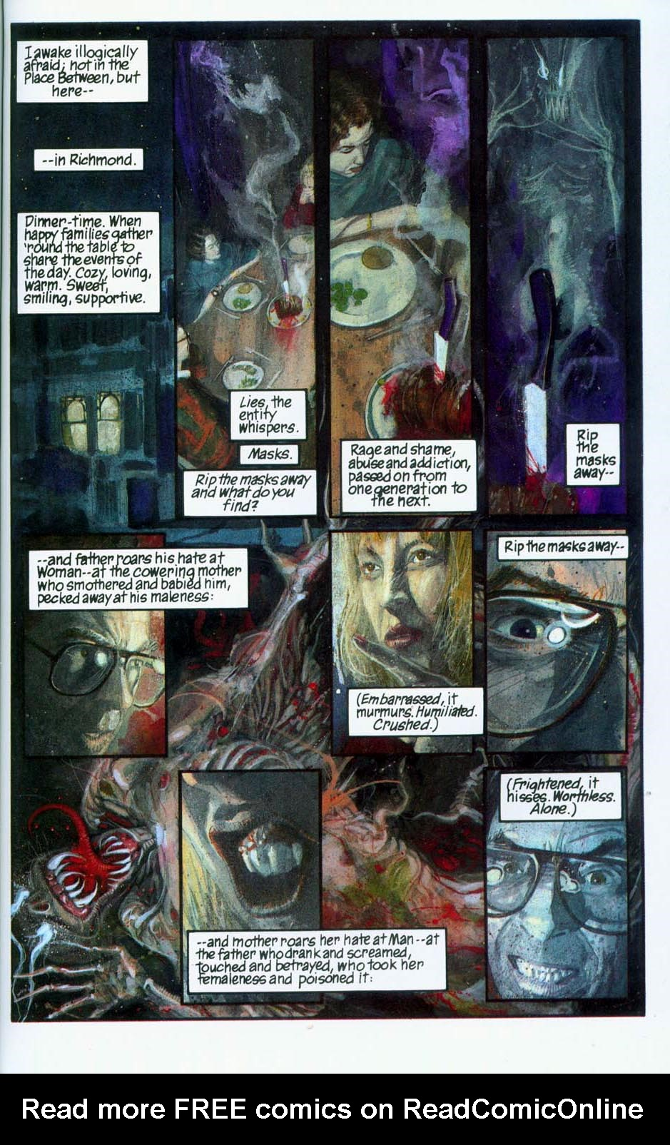 Read online Mercy comic -  Issue # Full - 32
